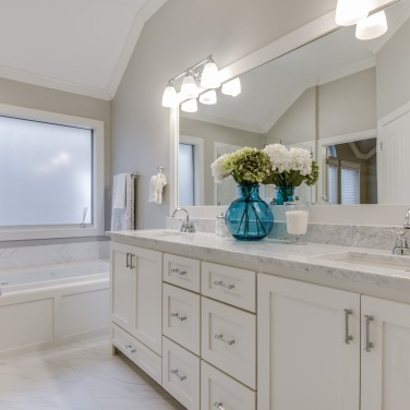 Bathroom Remodel Project by Josey Construction